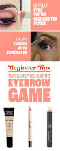 What To Use For Eyebrows 10 Tips For Beginners That U0027ll Make Your Eyebrows Fleeker Than Fleek