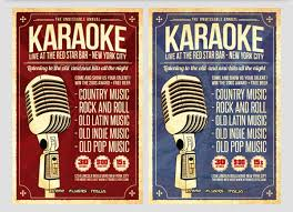 country music karaoke free 21 karaoke flyer templates psd vector eps jpg download