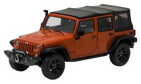 jeep cake topper amazon com greenlight 2014 jeep wrangler unlimited custom