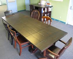 small conference room table and chairs modern meeting also