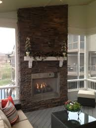 Screen Porch Fireplace by Top 5 Considerations For Adding An Outdoor Fireplace To Your