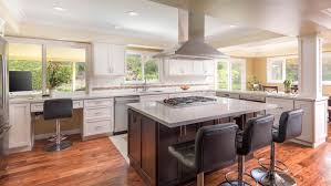 luxury kitchen remodels classic home improvements after kitchen remodel large open kitchen with island