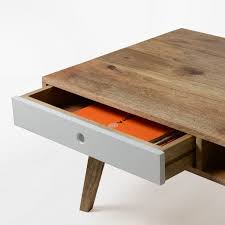 Table Basse by Table Basse Bois Massif Scandinave Made In Meubles