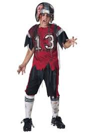 Zombie Slayer Halloween Costume Scary Kids Costumes Scary Halloween Costume Kids
