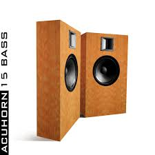 acuhorn nero125 single driver speakers