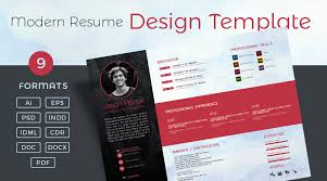 free modern resume template docx to jpg cv design doc europe tripsleep co