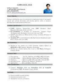 best formats for resumes this is best format for resume best curriculum vitae sle template