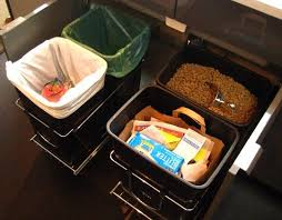 Kitchen Recycling Bins For Cabinets Remodell Your Home Design Ideas With Amazing Awesome Kitchen