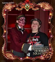 halloween horror nights 2002 hhn 25 event photos and videos halloween horror nights 25
