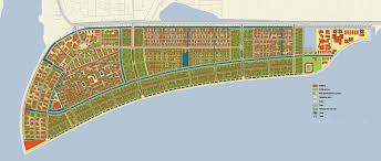 lagos city map eko atlantic city lagos development royal haskoningdhv