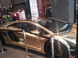 golden lamborghini dubai elite cars some