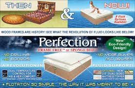 perfection softside waterbed mattress