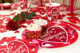 Valentines Day Table Decor 5 Valentine U0027s Ideas To Melt Your Heart Party Delights Blog