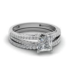 princess cut wedding set princess cut wedding sets fascinating diamonds
