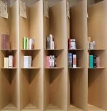 Cardboard Room Divider by Biombo Decoración Pinterest Fans And D