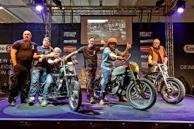 Bad S Neuer Besucherrekord Auf Der Custombike Show 2016
