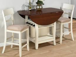 Oak Drop Leaf Dining Table Kitchen Small Kitchen Table And 2 Shabby Chic Drop Leaf Dining