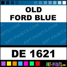 old ford blue engine enamel paints de 1621 old ford blue paint