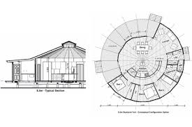 Yurt Floor Plan by Goulburn Yurtworks