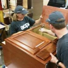 Armstrong Cabinets Thompsontown The Science Of Cabinetmaking At Acpi Cabinets Woodworking Network