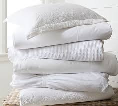 Dry Clean Feather Duvet Pb Essential Duvet Cover U0026 Sham Pottery Barn