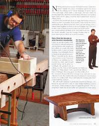 Fine Woodworking Bench Press Fine Woodworking Magazine Article Nick Offerman