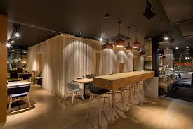 Ideas About Small Restaurant Design On Pinterest Small - Interior restaurant design ideas