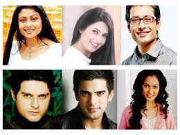 the vow cast zee world your favourite actors in