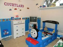 Thomas The Train Bed Themed Thomas The Train Twin Bed Set U2014 Modern Storage Twin Bed