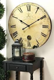 wall clock oversized wall clock i clocks wall decor home decor