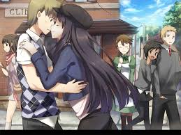 katawa shoujo android image hanako goodend jpg katawa shoujo wiki fandom powered