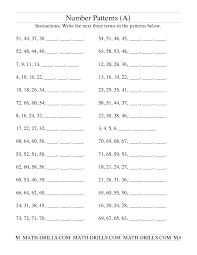 awesome collection of patterning and algebra grade 8 worksheets