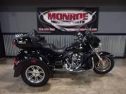 Harley Davidson 174 Seat Cover 2015 Harley Davidson Tri Glide Ultra Trikes Monroe Michigan Hd855741