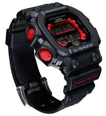 Jam Tangan Casio Gx 56 casio g shock gx 56 negre vermell black watches