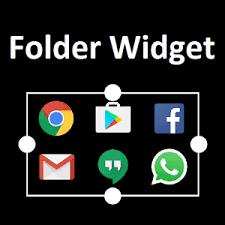 folder apk foldery multicon folder widget android apps on play