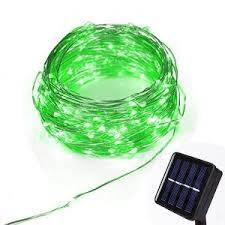 green led string lights solar powered led string lights archives led copper string lights