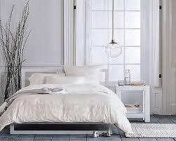 Beautiful White Bedroom Furniture Bedroom Beautiful Scandinavian Bedroom Decor With Black Bed