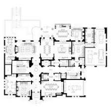 large estate house plans floor plans of a residence brookline massachusetts archi maps