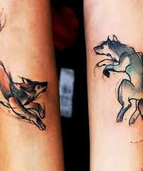 wolf pack 21 matching couple tattoos we swear you won u0027t regret
