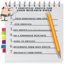 How To Write A Good Research Paper Paper Publishing Tips For Quality Research Papers Call