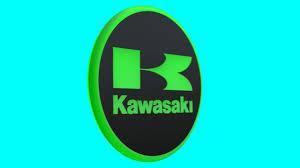 kawasaki emblem kawasaki logo chroma youtube