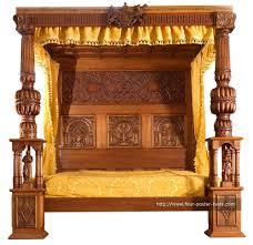 King Size Bed Frame For Sale Ebay Four Poster Bed King Size Ebay Baronial Tudor Four Poster Four