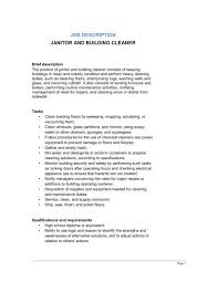 cleaner resume unforgettable residential house cleaner resume