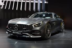 entire 2018 mercedes amg gt lineup refreshed for some reason