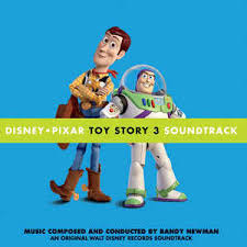 randy newman toy story 3 original walt disney records