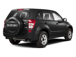 2011 suzuki grand vitara price trims options specs photos