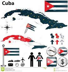 Map Cuba Map Of Cuba Royalty Free Stock Images Image 31020679