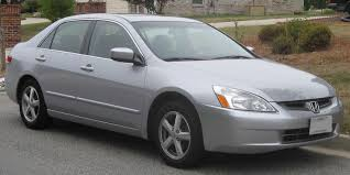 honda accord 2003 specs 2003 honda accord 7 generation us spec sedan 4d image 1