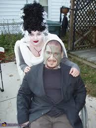 Bride Frankenstein Halloween Costume Ideas Frankenstein Bride Homemade Halloween Costume