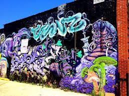 alice in wonderland graffiti in westtown chicago flickr